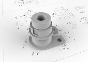 3D-Druck Bauteil